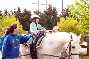 Exceptional Equestrians is a United Way Agency