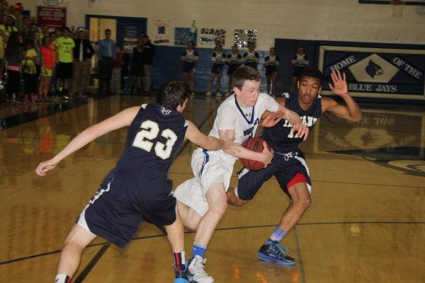 Blue Jays Fall to Holt