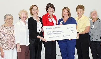 Auxiliary Fulfills Promise
