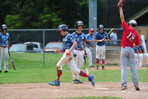 Post 218 Juniors Claim Winners' Bracket Final