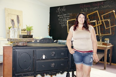 Antique, Vintage Shop Opens