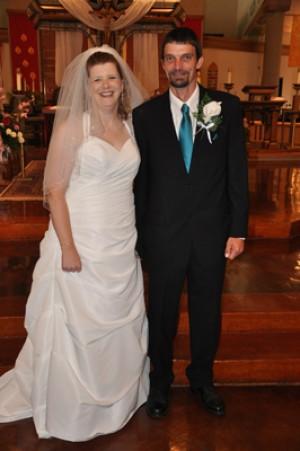 lause-hern wedding vows read - the missourian: announcements