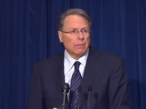 NRA news conference