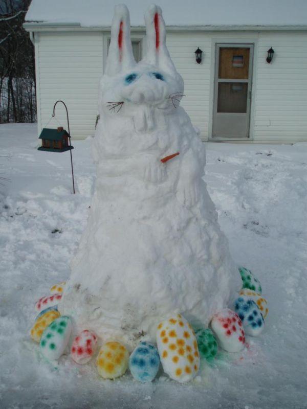 Labadie Snow Bunny