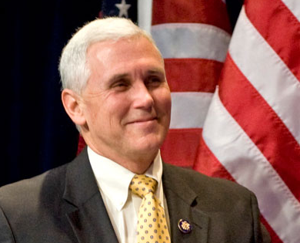 Trump Announces Indiana Gov. Mike Pence as his Running Mate