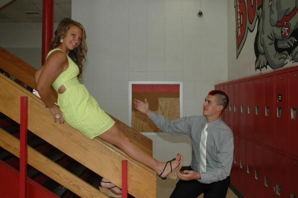 012 St Clair Homecoming Court 2013.jpg