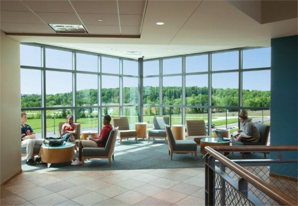 East Central College Student Area