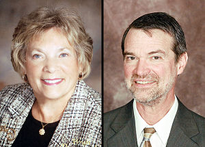 ECC Trustees Sworn In at April Board Meeting
