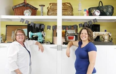 Mother-Daughter Crafters