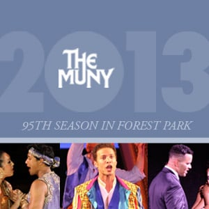 2013 at The Muny