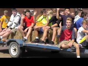 SFBRHS Homecoming Parade 2014