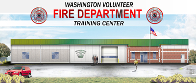 Proposed Fire Training Center