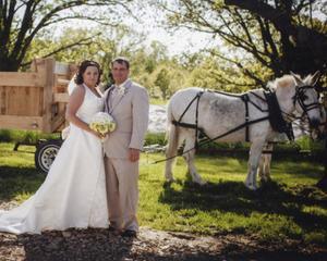 Jones-Jakubiak Wedding Vows Read