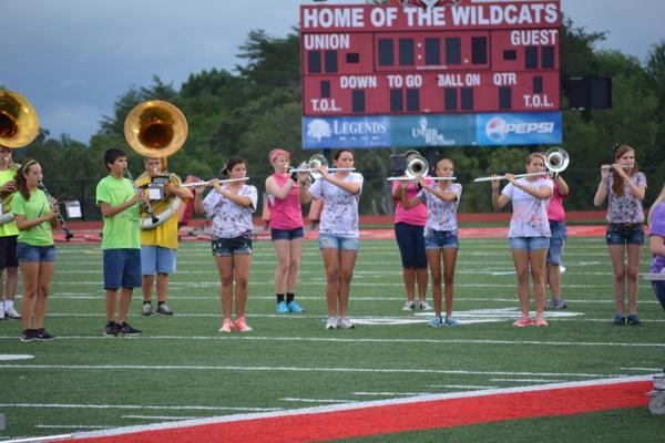 005 UHS Band practice 2014.jpg