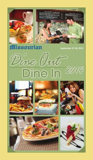 Dine Out / Dine In- 2014 Restaurant Guide