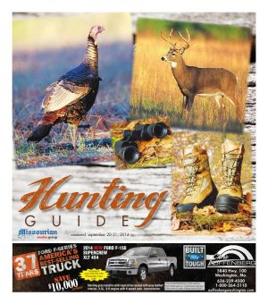 2014 Hunting Guide