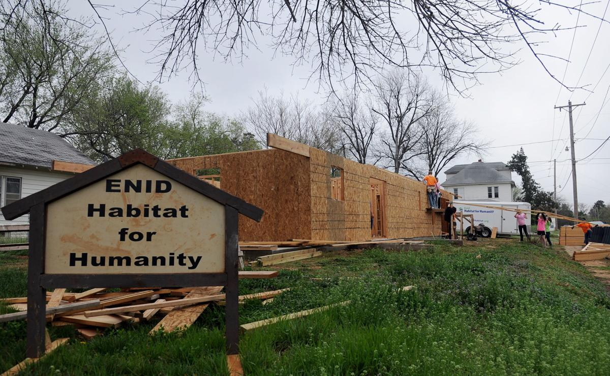 Habitat for humanity determined to make houses homes for - House habitat ...