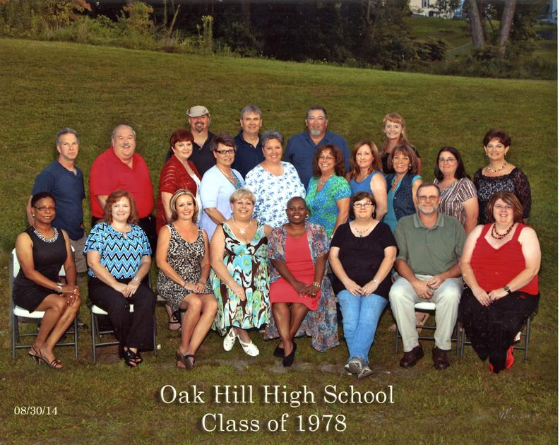 Oak Hill High School Class Of 1978 Community