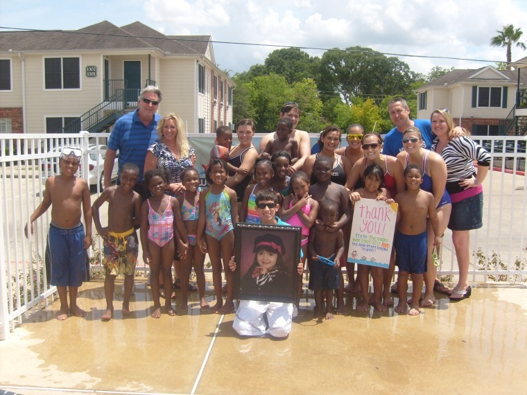 YMCA Water Wise classes