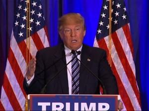 Trump Calls on Rubio to Drop Out of Race
