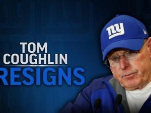 Tom Coughlin Has Final Message For Eli, Giants