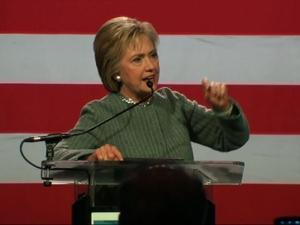 Clinton: 'I am a Progressive,' Will Get Job Done