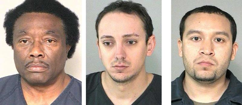 3 convicted of driving drunk