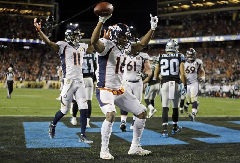 Denver Broncos defeat Carolina Panthers, 24-10, for Super Bowl 50 title