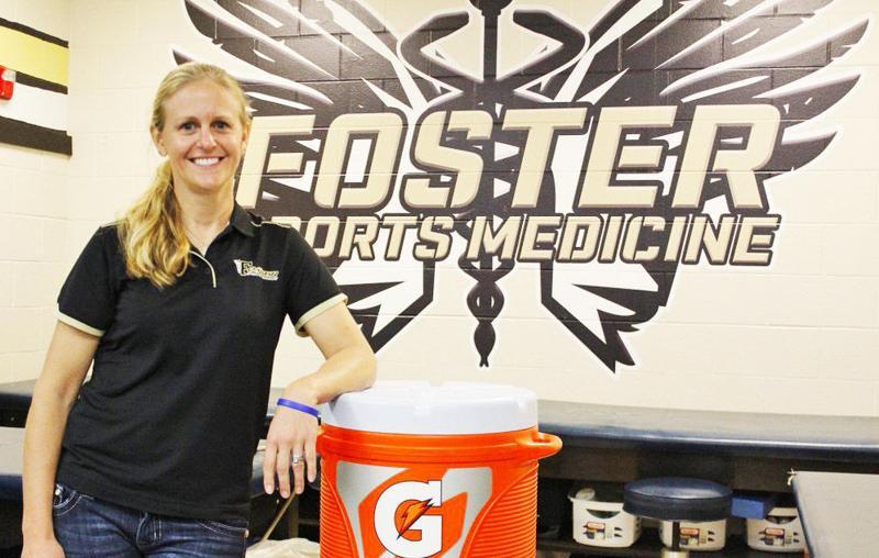 Foster Athletic Trainer Wins 2016 Gatorade Award