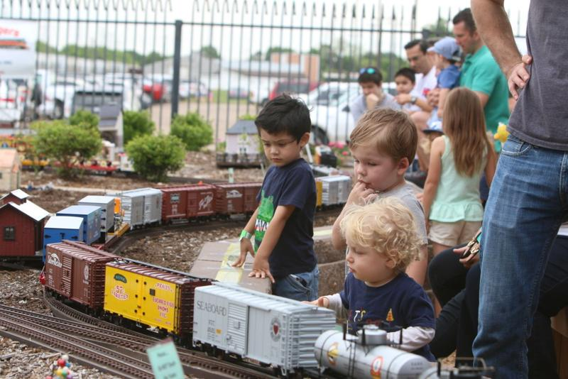 LOCO FOR LOCOMOTIVES: RailFest helps boost membership at Rosenberg Railroad Museum