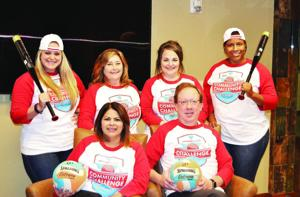 Fort Bend Businesses Step Up to the Plate for  AccessHealth's Community Challenge Tournament
