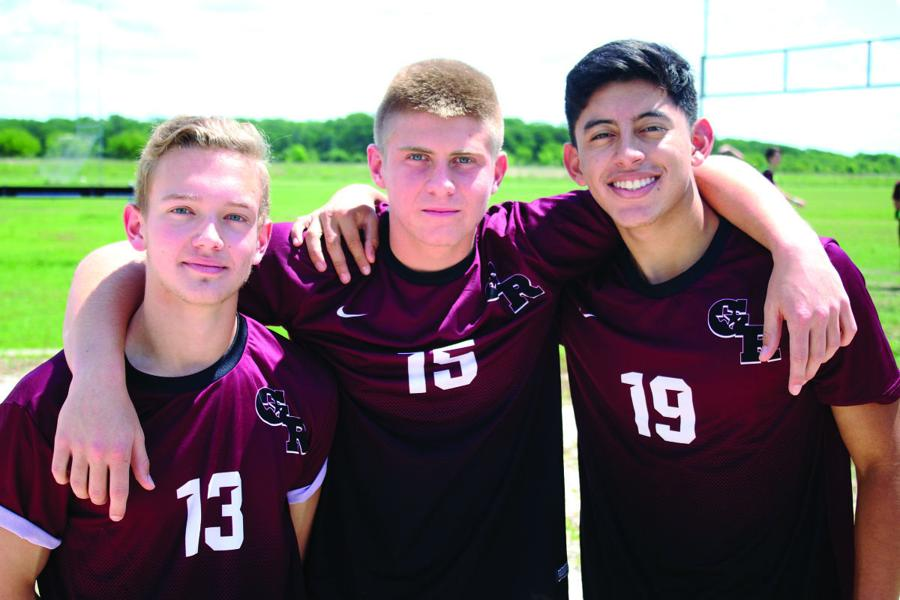 Longhorns continue to make strides on the soccer field