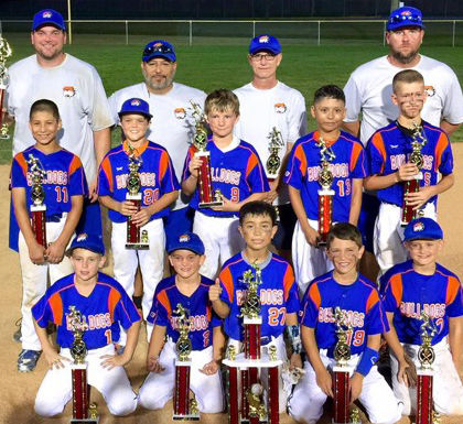 Fort Bend Bulldogs take second place