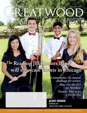 Greatwood: November 2014