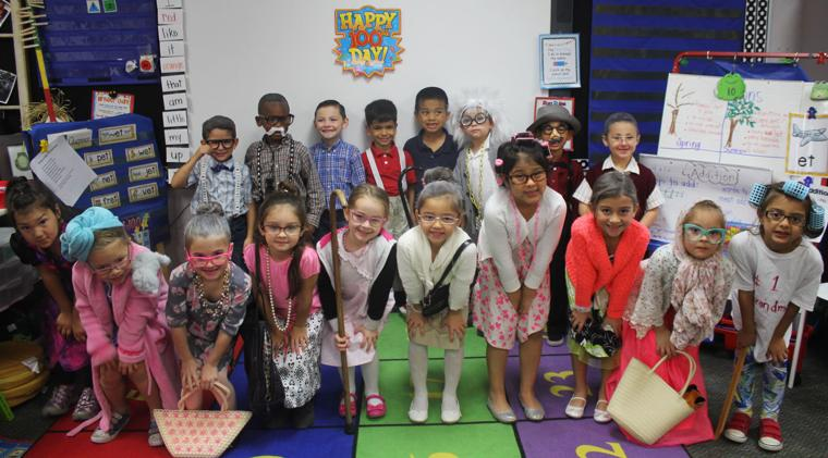 100th day of school in lcisd fort bend herald home