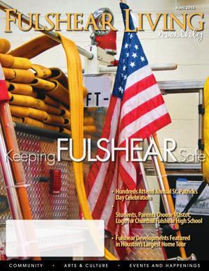 Fulshear Living: April 2016