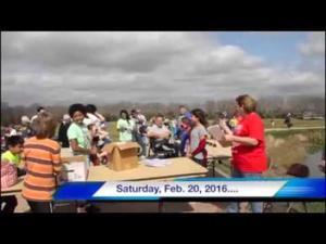 Rosenberg's Fish Tastic Kids fishing tournament  2016