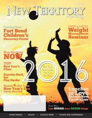 New Territory Monthly: January 2016
