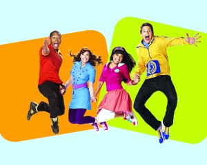 fresh beat band to hit cmac finger lakes times arts and