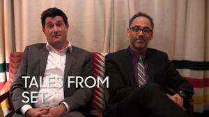 "Tales from Set: David Wain and Michael Showalter on ""Wet Hot American Summer"""
