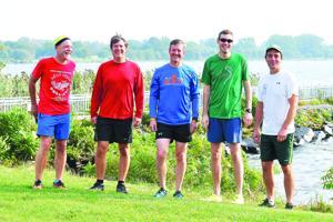 Saturday morning running group