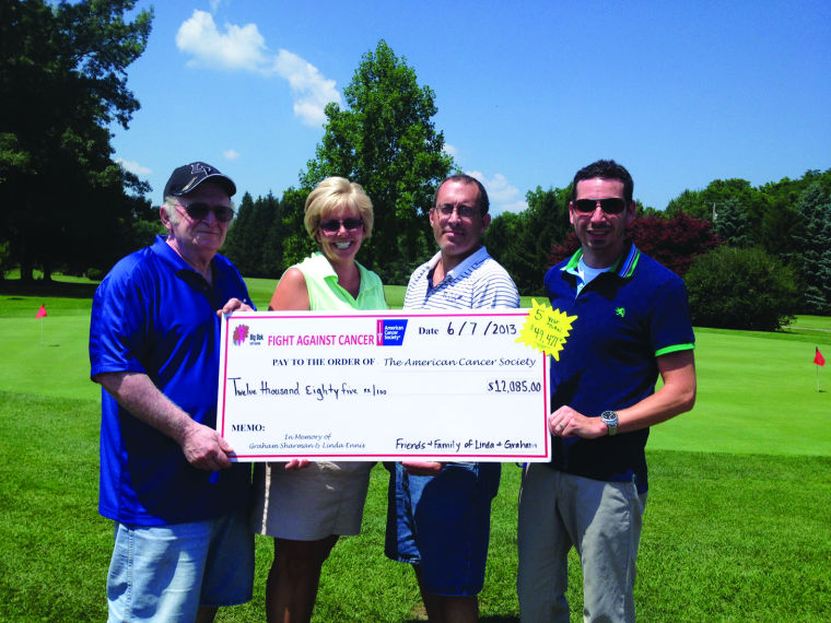 Fight Against Cancer Golf Tournament