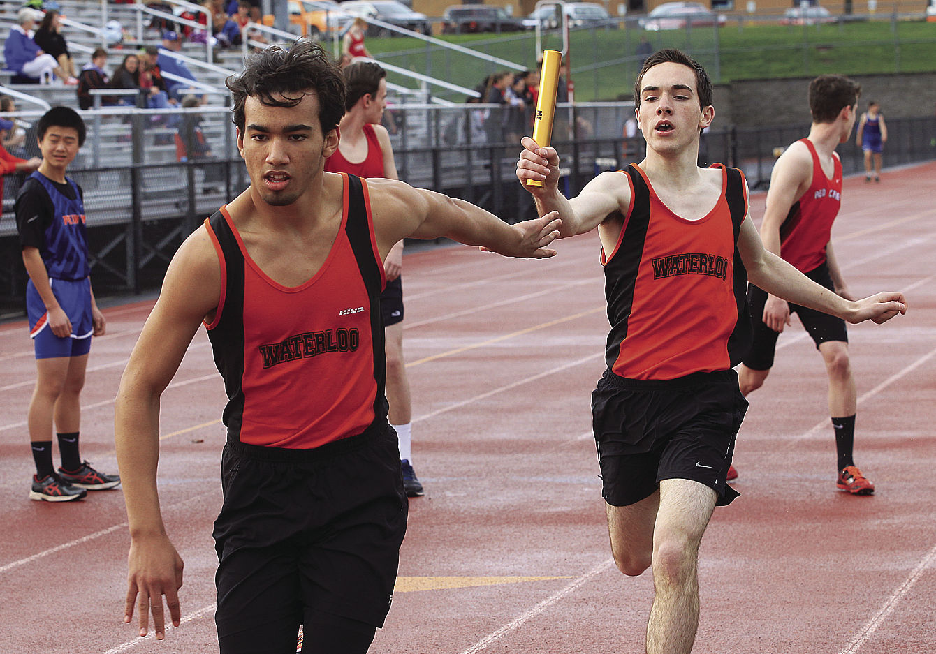Strong day for local athletes at Penn Yan track and field meet