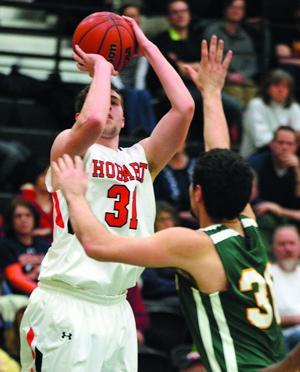 Hobart vs. Clarkson men's basketball