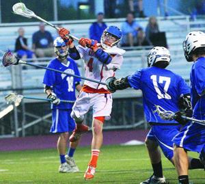 Penn Yan vs. Horseheads boys lacrosse