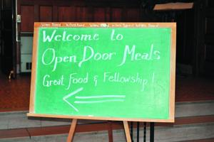 Open Door Meal
