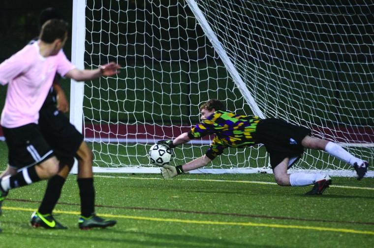 Midlakes vs. Waterloo boys soccer