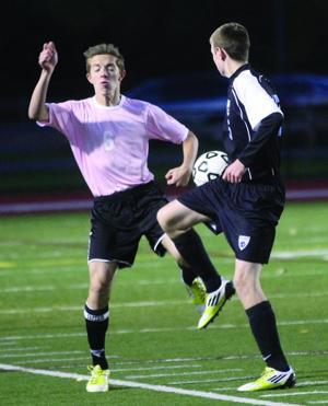 Waterloo vs. Midlakes boys soccer