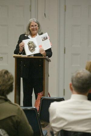 Author opens wartime 'mailbag'