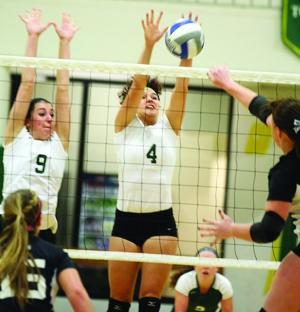 Keuka Storm women's volleyball